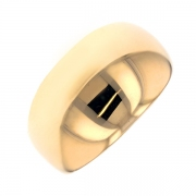 Bague en or jaune 8grs