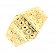 Bague or jaune 11.45grs