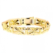 Bracelet ART DECO en or jaune