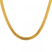 Collier en or jaune 16.25 gr